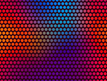Polka Dot Pattern. Vector Background Stock Images