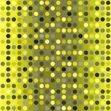 Polka dot pattern. Vector seamless dot gradient background Royalty Free Stock Photo