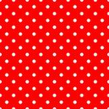 Polka Dot pattern Royalty Free Stock Photos