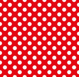 Polka dot Royalty Free Stock Image