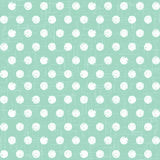 Polka dot seamless pattern Royalty Free Stock Photography