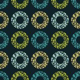 Polka dot seamless pattern. Dots texture. Geometric background. The colorful balls. Тextile rapport royalty free illustration
