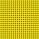 Polka dot seamless pattern. Dotted background with circles, dots, rounds Stock Photography
