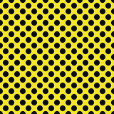 Polka dot seamless pattern. Dotted background with circles, dots, rounds Stock Photo