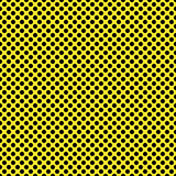Polka dot seamless pattern. Dotted background with circles, dots, rounds Stock Photos