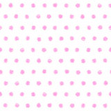 Polka dot seamless pattern Stock Photo
