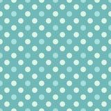 Polka dot. Seamless pattern. Vector illustration Stock Images