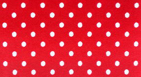 Polka dot trim Royalty Free Stock Photography