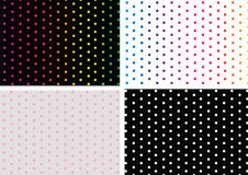 Polka dots Royalty Free Stock Photo