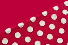 Polka dot background Royalty Free Stock Photos