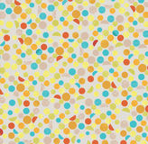 Polka dots background Royalty Free Stock Photography