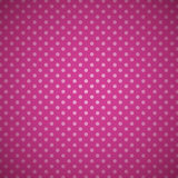 Polka dots grunge pattern background Royalty Free Stock Photography