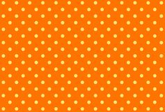 Polka dots pattern background royalty free stock images