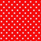 Polka dots pattern Royalty Free Stock Photos