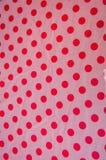 Polka dots pattern Royalty Free Stock Photography