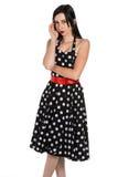 Polka dots Stock Images