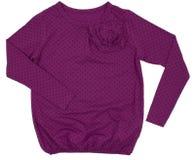 Polka Dots shirt. Royalty Free Stock Photo