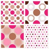 Polka pattern Royalty Free Stock Photo
