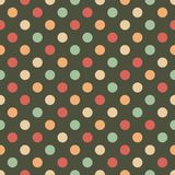 Polka vector Stock Images