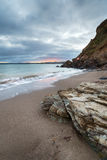 Polkerris Beach Royalty Free Stock Image