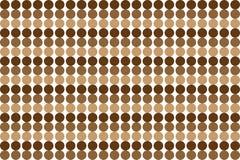 polki kropki wzór Obrazy Stock