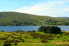Pollacapall Lake, Connemara National Park, Ireland Stock Photography