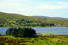 Pollacapall Lake, Connemara National Park, Ireland Royalty Free Stock Image