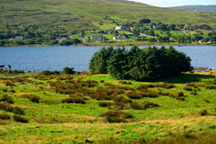 Pollacapall Lake, Connemara National Park, Ireland Royalty Free Stock Photography