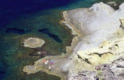 pollara пляжа Стоковая Фотография RF