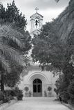 Pollensa Church In Majorca Royalty Free Stock Image