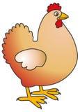 Pollo Royalty Illustrazione gratis