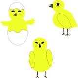 Pollo stock de ilustración