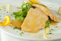 pollo agrumi agli Стоковое Фото
