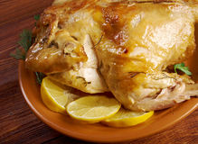 Pollo alla diavola Royalty Free Stock Image