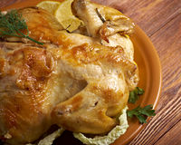 Pollo alla diavola Royalty Free Stock Images