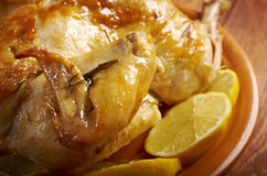 Pollo alla diavola Royalty Free Stock Photography