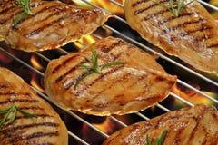 Pollo arrostito Immagine Stock