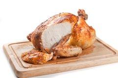 Pollo arrostito immagine stock libera da diritti