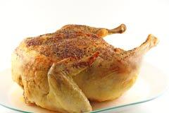Pollo asado Fotos de archivo