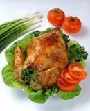 Pollo asado. Fotos de archivo