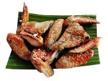 Pollo asado a la parilla Imagen de archivo