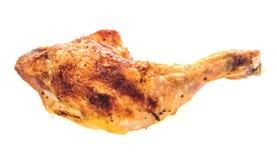 Pollo asado a la parrilla Fotografía de archivo