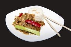 Pollo cinese fotografia stock