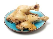 Pollo cucinato fotografia stock libera da diritti