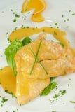 pollo d'agrumi d'agli Photo stock