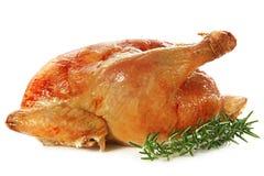 Pollo de carne asada Fotos de archivo