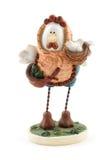 Pollo de la decoración fotografía de archivo