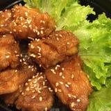 Pollo de Teriyaki imagen de archivo libre de regalías