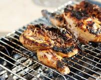 Pollo del BBQ Immagine Stock Libera da Diritti