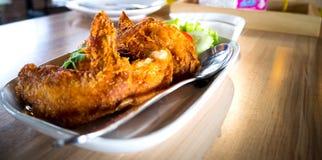 Pollo del fuego Foto de archivo